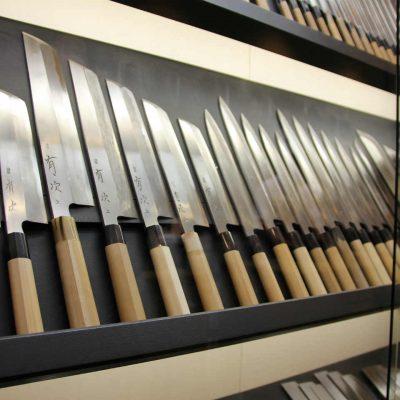 Quelle marque pour mon couteau japonais