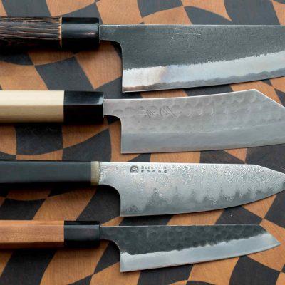 Comment choisir mon couteau japonais