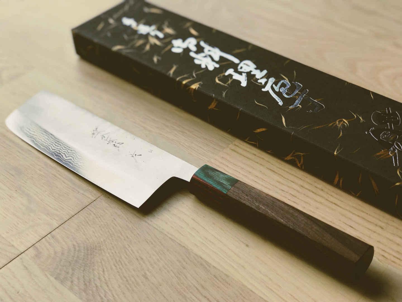 Quel couteau pour les légumes