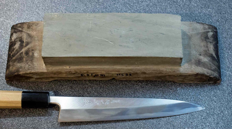 Comment entretenir les couteaux japonais