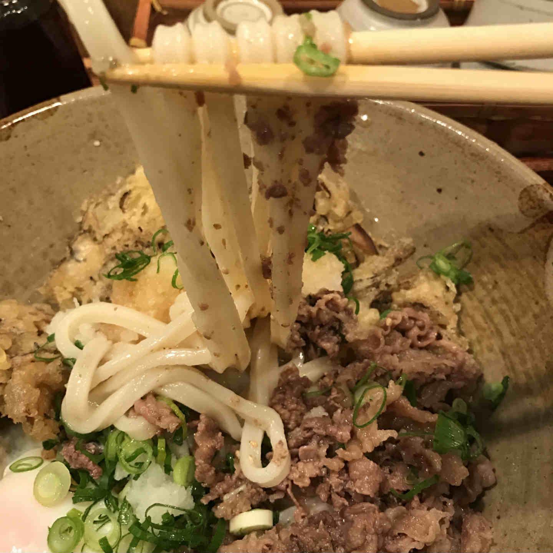 Couteau japonais pour faire des udon