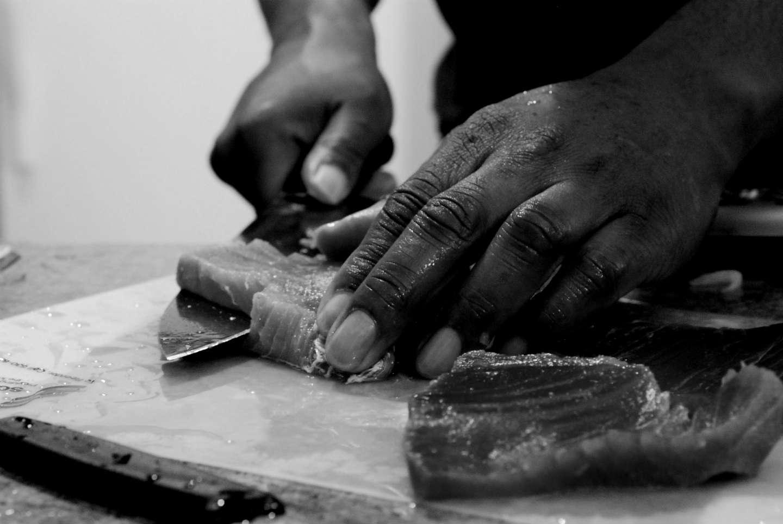 Quel couteau japonais pour lever les filets de poissons