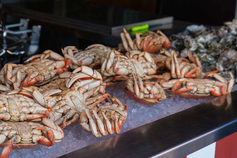 Quel couteau japonais pour préparer le crabe