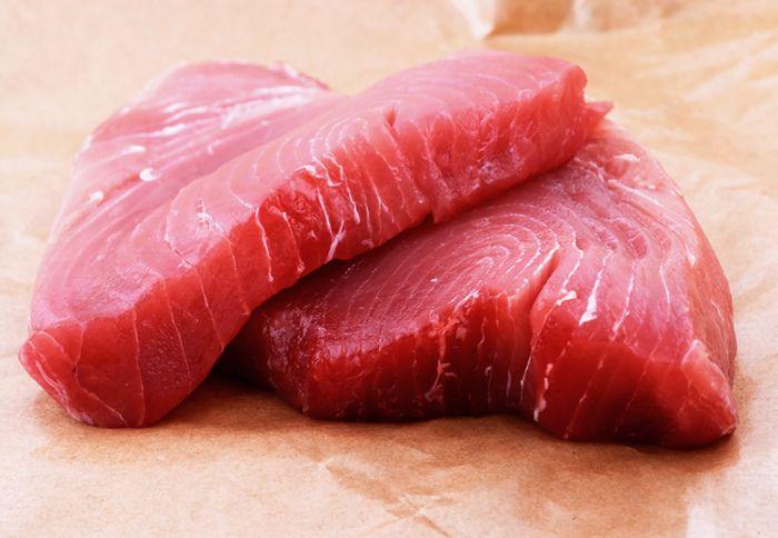 Morceaux de poisson